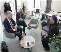 ياسمين فؤاد تطالب بدمج الشواغل الأفريقية في اجتماع وزراء البيئة للدول الصناعية