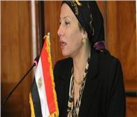 ياسمين فؤاد تشارك في اجتماع وزراء البيئة للدول الصناعية الكبرى بفرنسا