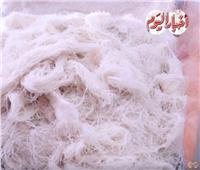 فيديو | أسرار صناعة الكنافة مع أقدم «كنفاني» في مصر