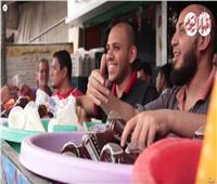 فيديو | إقبال كبير على محلات العصير في رمضان