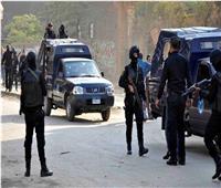 ضبط 5 عناصر إجرامية بحوزتهم أسلحة نارية بالقليوبية