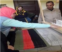 القومي للمرأة يدرب 20 سيدة على تطوير الحرف اليدوية