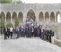 مجلس كنائس الشرق الأوسط يفتتح أول اجتماعاته ببيروت