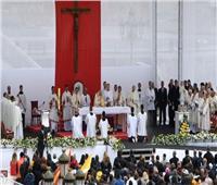 صور| البابا فرنسيس: محبة الله تتحد بمحبة القريب