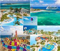 صور| افتتاح أضخم جزيرة للألعاب المائية في البهاما بقيمة 250 مليون دولار