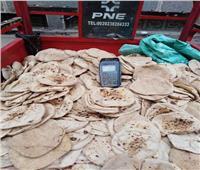 ضبط 3 تروسيكلات بالأربعين بأسيوط تبيع الخبز المدعم خارج المخبز