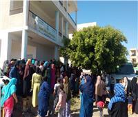 البحيرة: علاج 1339 مريضا بمبادرة «حياة كريمة» بقرى أبو حمص