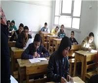 بدء امتحانات الفصل الدراسي الثاني للشهادة الإعدادية بمحافظة مطروح