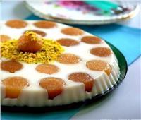 رمضان 2019  حلو اليوم .. «مهلبية بحلوى كرات الجبن»