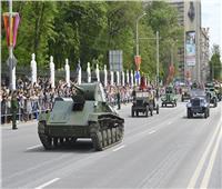 بالصور| عروض عسكرية روسية ضخمة باحتفالات عيد النصر