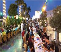 شمال سيناء: إفطار جماعي فى الدواوين