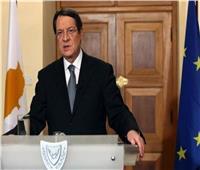 الرئيس القبرصي يجتمع مع كبار مسؤولي الاتحاد الأوروبي