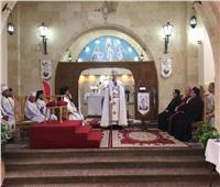 بطريرك الكاثوليك يترأّس قدّاس شُكر  بإيبارشيّة الجيزة والفيوم وبني سويف