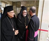 بطريرك الروم الكاثوليك في زيارة إلى فرنسا