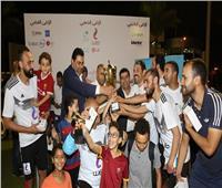 برعاية وزير الاتصالات.. انطلاق البطولة الرمضانية لكرة القدم «ICTBall»