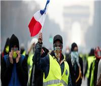 تضاؤل عدد المشاركين باحتجاجات السترات الصفراء بفرنسا.. ووقوع اشتباكات