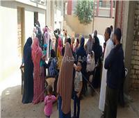مستقبل وطن ينظم قافلة للكشف على عيون أهالي كفر الشيخ