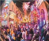رمضان «شكل تاني» في شارع المعز