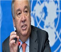 الأمين العام للأمم المتحدة يحذر من عدم التصدي لتغير المناخ