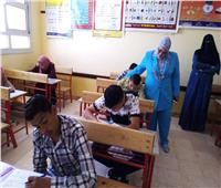 «100 مليون صحة» فى امتحان الشهادة الإعدادية بكفر الشيخ