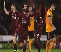 بث مباشر| ليفربول ولفرهامبتون في الدوري الأنجليزي