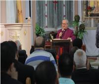 الكنيسة الأسقفية ببورسعيد تحتفل بعيد ميلادها الـ١٣٠