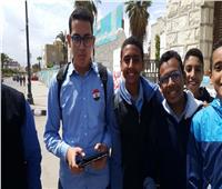 «السيستم وقع» في الامتحان التجريبي للصف الأول الثانوي بالسويس