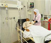 الصحة تقدم الخدمة الطبية بقوافلها المجانية لـ43 ألف مواطن