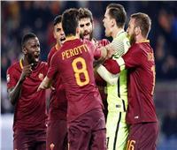 روما يحقق فوزًُا ثمينًا على يوفنتوس في الدوري الإيطالي