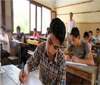 طلاب إعدادية القاهرة يؤدون امتحاني اللغة الانجليزية والتربية الفنية