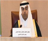 رئيس البرلمان العربي يدين استهداف سفن تجارية قرب المياه الإقليمية للإمارات