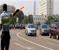 فيديو  المرور: كثافات متوسطة على معظم محاور وميادين القاهرة الكبرى