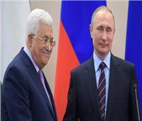 الرئيسان الفلسطيني والروسي قد يجتمعان في دوشنبه منتصف يونيو المقبل