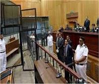 9 يونيو استكمال مرافعة الدفاع عن متهمي «خلية ميكروباص حلوان»