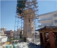 محافظ البحيرة: الانتهاء من ترميم 40% لمسجد «المحلي» الأثري برشيد