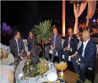 السفير الإماراتي: استثماراتنا في مصر تجاوزت ٦.٥ ملياردولار