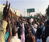 إصابة 10 أشخاص بالرصاص في اعتصام العاصمة السودانية