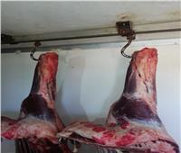 إعدام ١٢٥ كيلو أغذية فاسدة وغلق مطعم في حملة لصحة البحر الأحمر