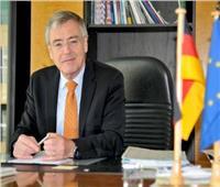 السفير الألماني يعلن إنهاء فترة عمله ومغادرته للقاهرة يونيو المقبل