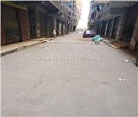 محافظ القاهرة: تركيب بلاط «الإنترلوك» بالشوارع الجانبية في الأحياء العشوائية