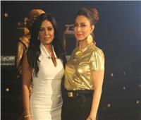 فيديو وصور| كواليس حلقة رانيا يوسف مع بسمة وهبة في «شيخ الحارة»