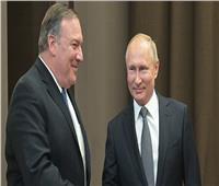 بوتين: روسيا تعتزم استعادة علاقات كاملة مع الولايات المتحدة
