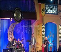 مدحت صالح يتألق على المسرح المكشوف بالأوبرا