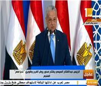 فيديو| المقاولون العرب: مصر أصبحت نموذجا يحتذي به العالم