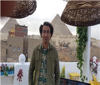 """علي ربيع يواصل تحقيق أحلامه في """"فكرة بمليون جنيه"""""""