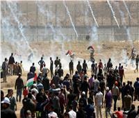 إصابة 50 فلسطينيًا خلال اشتباكاتٍ مع قوات الاحتلال في «ذكرى النكبة»
