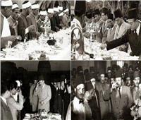 ديك فيومي وكنافة باللوز.. 10 أصناف على مائدة إفطار الملك فاروق