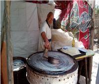 أشهر صناع الكنافة اليدوية : لا يأكلها إلا أصحاب المزاج
