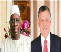 ملك الأردن ورئيس السنغال يصلان باريس للمشاركة في نداء لمناهضة التطرف