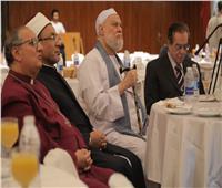 الكنيسة الأسقفية تقيم حفل إفطار بمناسبة شهر رمضان